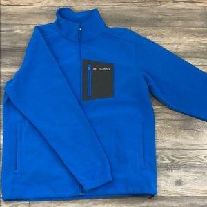 Columbia Omni-Heat Men's Zip-Up Jacket